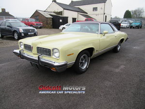 1973 PONTIAC LEMANS 20,000 MILES FROM NEW For Sale
