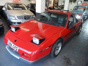 1986 pontiac fiero V6 2.8 USA