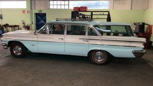 1960 Pontiac Bonneville Safari  For Sale