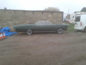 1966 Pontiac LeMans Convertible For Sale