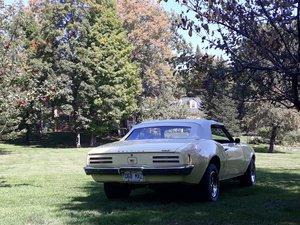 1968 Pontiac Firebird 400 Cab - Restored & Rare!