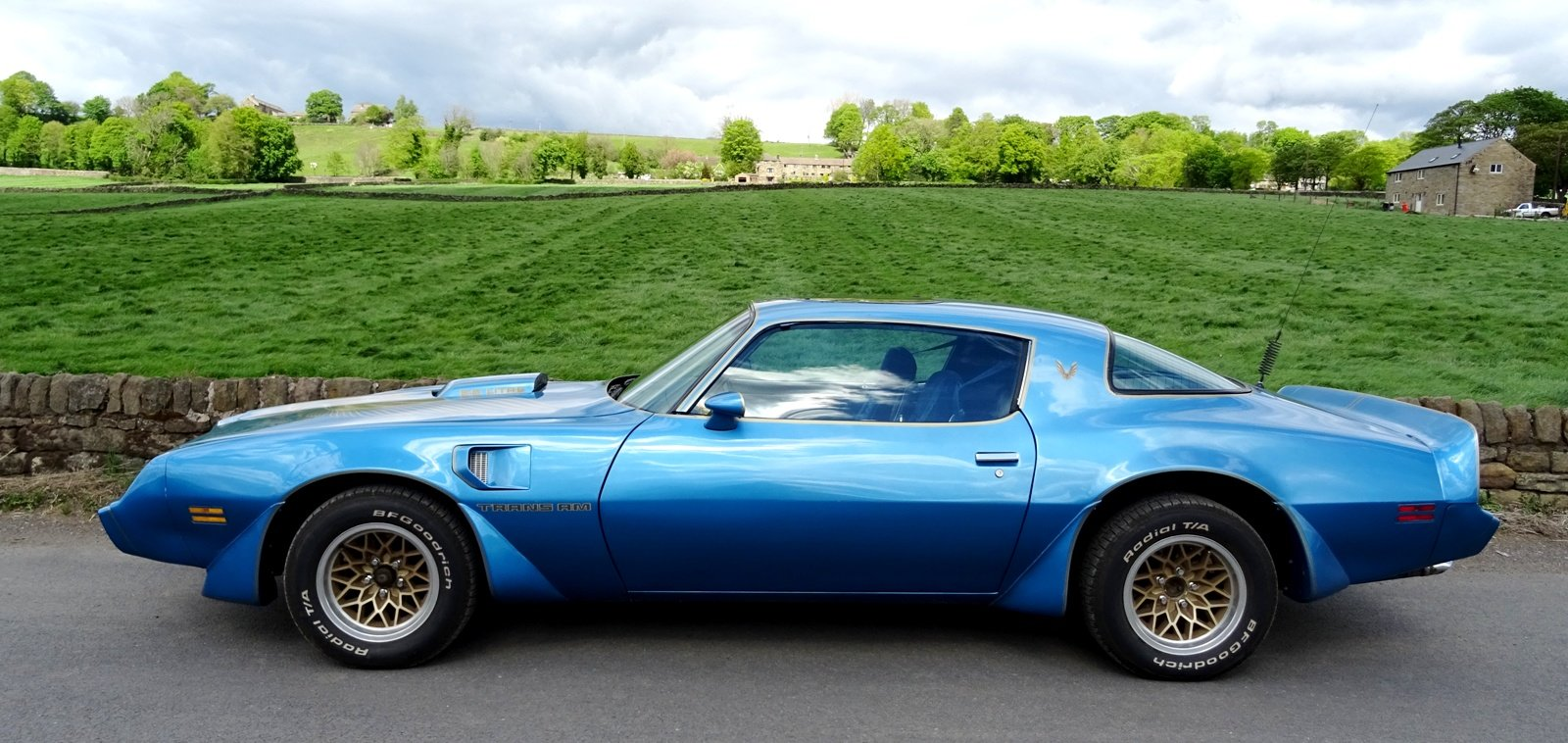 1980 PONTIAC FIREBIRD TRANS AM 6.6 LITRE V8 AMERICAN MUSCLE CAR For Sale (picture 4 of 6)