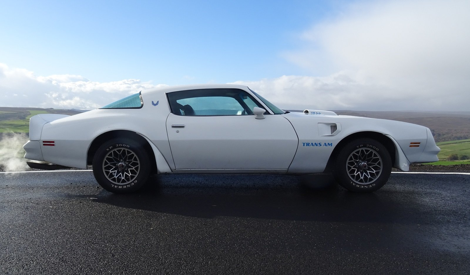 1978 STUNNING FIREBIRD TRANS AM 6.6 V8 POWERFUL ENGINE MUSCLE CAR For Sale (picture 3 of 6)