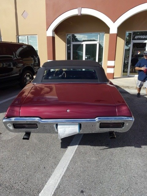 1968 Pontiac GTO Convertible (Deerfield beach, FL) For Sale (picture 2 of 6)