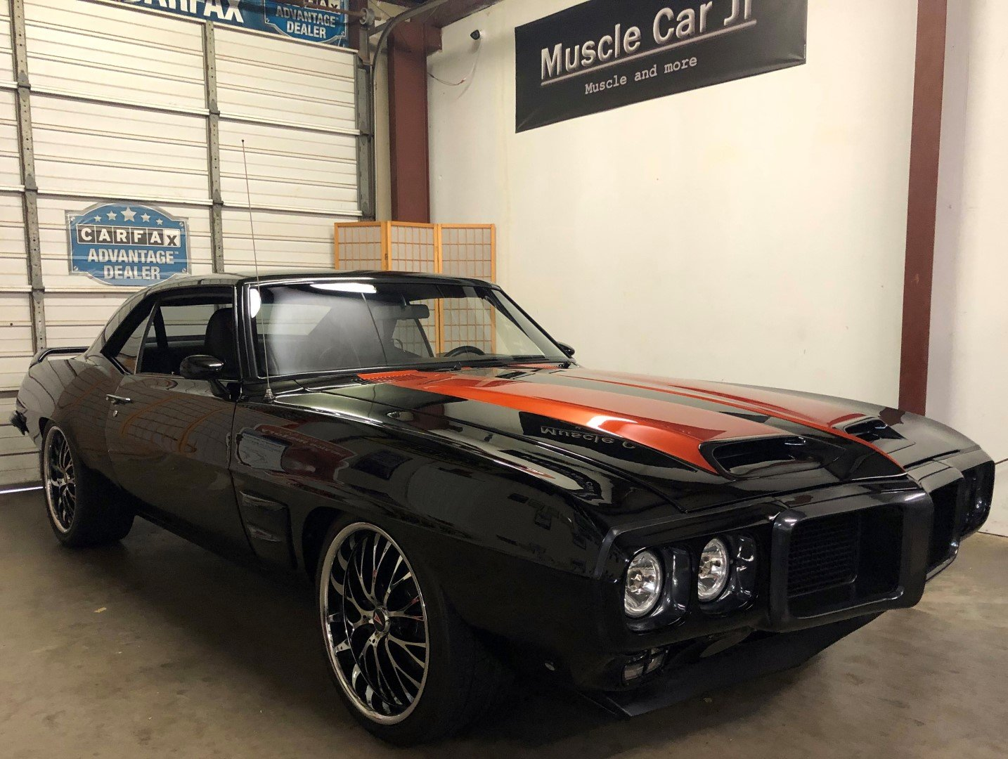 1969 Pontiac Firebird Trans Am  Pro touring Resto Mod For Sale (picture 1 of 6)