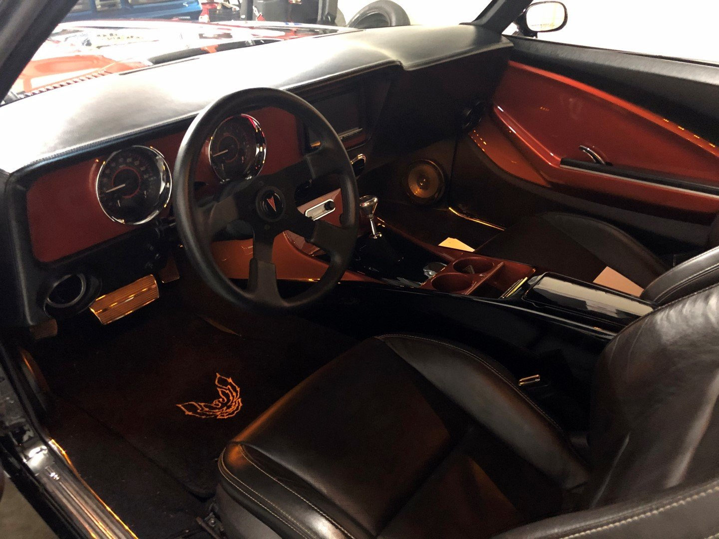 1969 Pontiac Firebird Trans Am  Pro touring Resto Mod For Sale (picture 4 of 6)