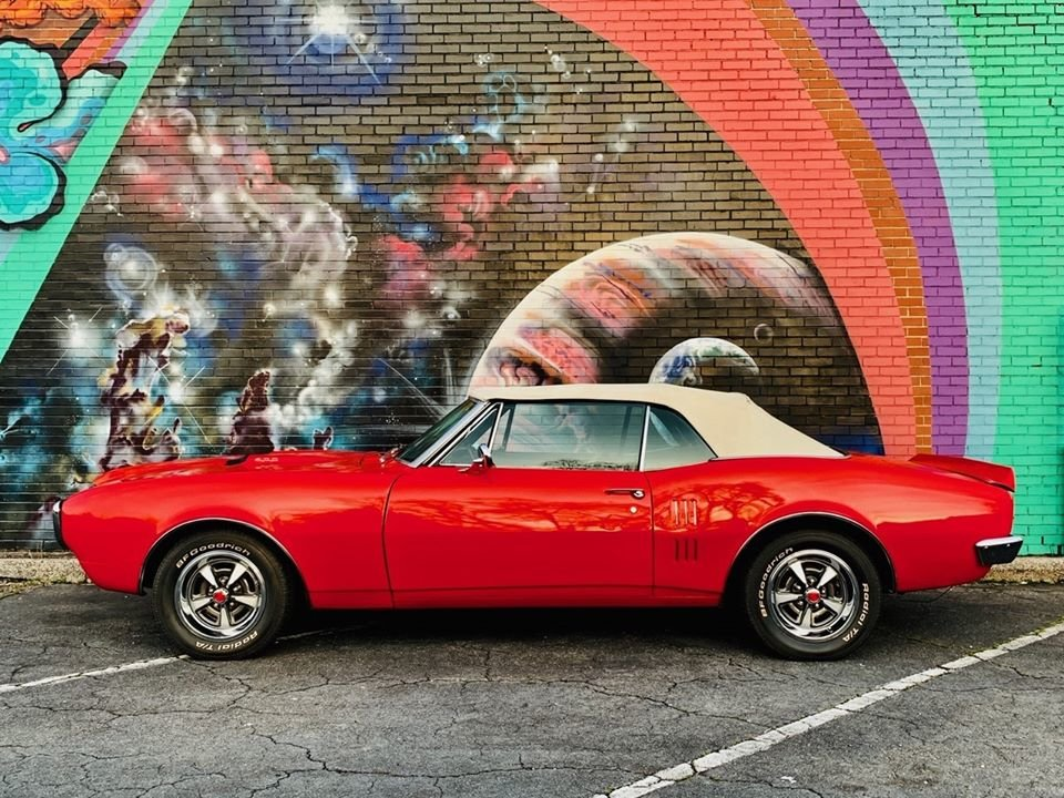 1967 Pontiac Firebird Convertible (Birmingham, AL) For Sale (picture 2 of 6)