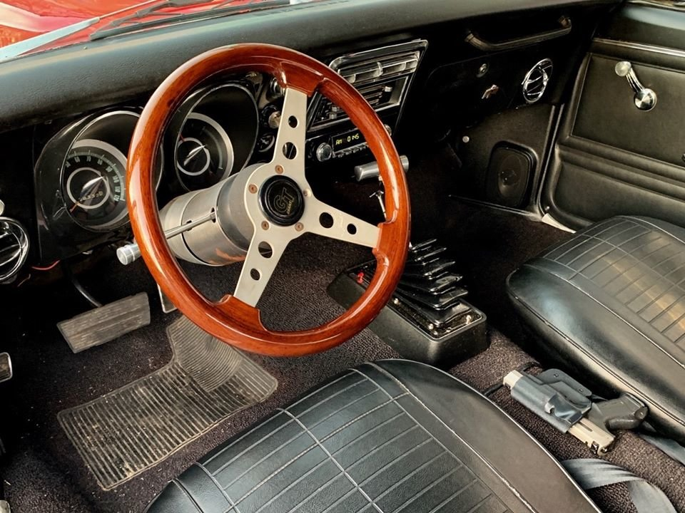 1967 Pontiac Firebird Convertible (Birmingham, AL) For Sale (picture 5 of 6)