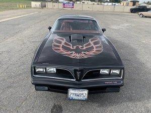1978  Pontiac Trans Am T-top