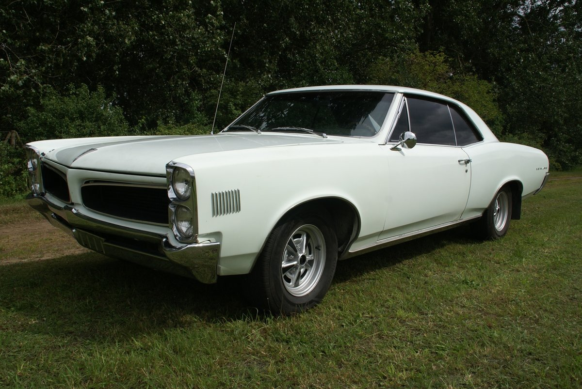 1966 Pontiac Lemans Sold Car And Classic