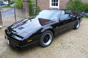 1988  Pontiac Trans Am GTA Notchback Supercharged