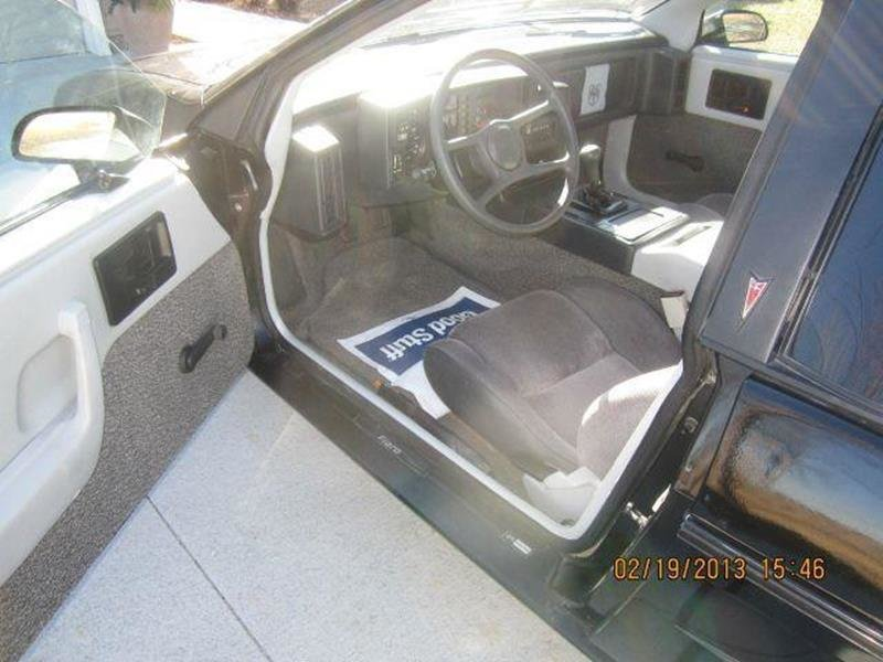 1984 Pontiac Fiero Sport Coupe For Sale (picture 4 of 6)