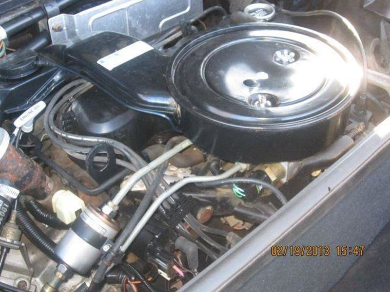 1984 Pontiac Fiero Sport Coupe For Sale (picture 6 of 6)