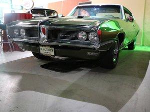 1968 Pontiac Tempest Le Mans Coupe