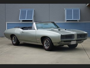 1968 Pontiac GTO  For Sale by Auction