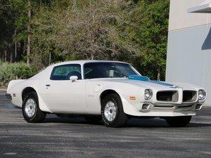 1971 Pontiac Firebird Trans Am 455 H.O.  For Sale by Auction