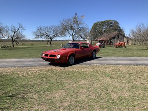 Picture of 1974 PONTIAC FIREBIRD BUCCANEER RED TRANS AM 455 V8 AUTOMATI SOLD