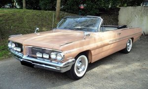 Pontiac Catalina Convertible Coupé - 1962