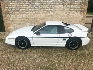 1988 Pontiac Fiero 2.8 V6 GT