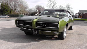 1968 Pontiac gto show car must see may px