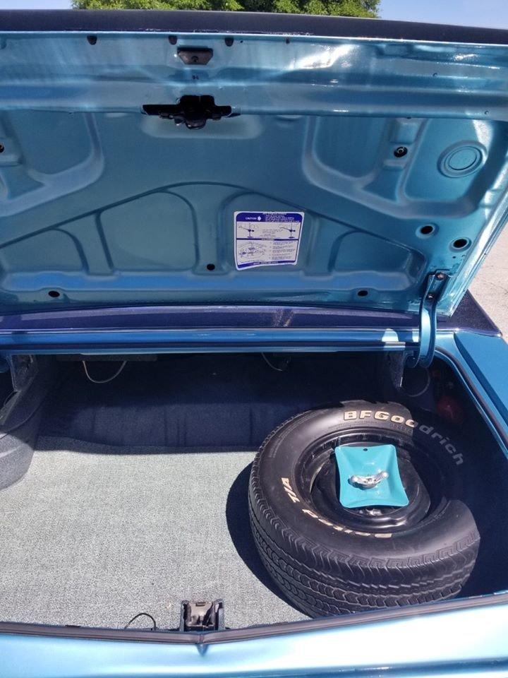 1972 Pontiac LeMans Sport (Longwood, FL) $25,000 obo For Sale (picture 4 of 6)