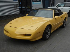 1992 PONTIAC FIREBIRD 5.0 V8 CONVERTIBLE For Sale