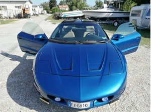 Pontiac firebird Targa Top V6 3.4