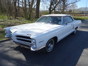 1966 Pontiac 2+2 Convertible – Matching numbers car