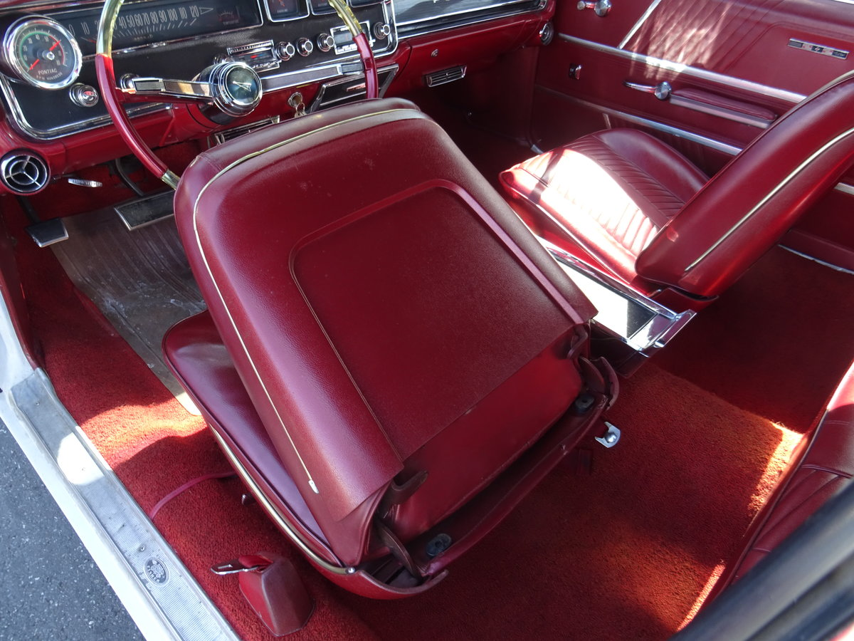1966 Pontiac 2+2 Convertible – Matching numbers car For Sale (picture 15 of 24)