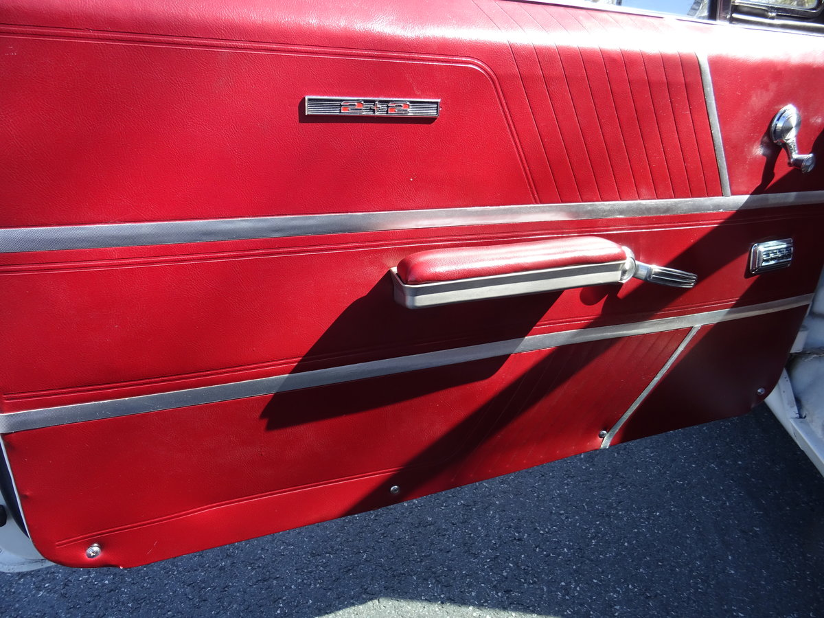 1966 Pontiac 2+2 Convertible – Matching numbers car For Sale (picture 17 of 24)