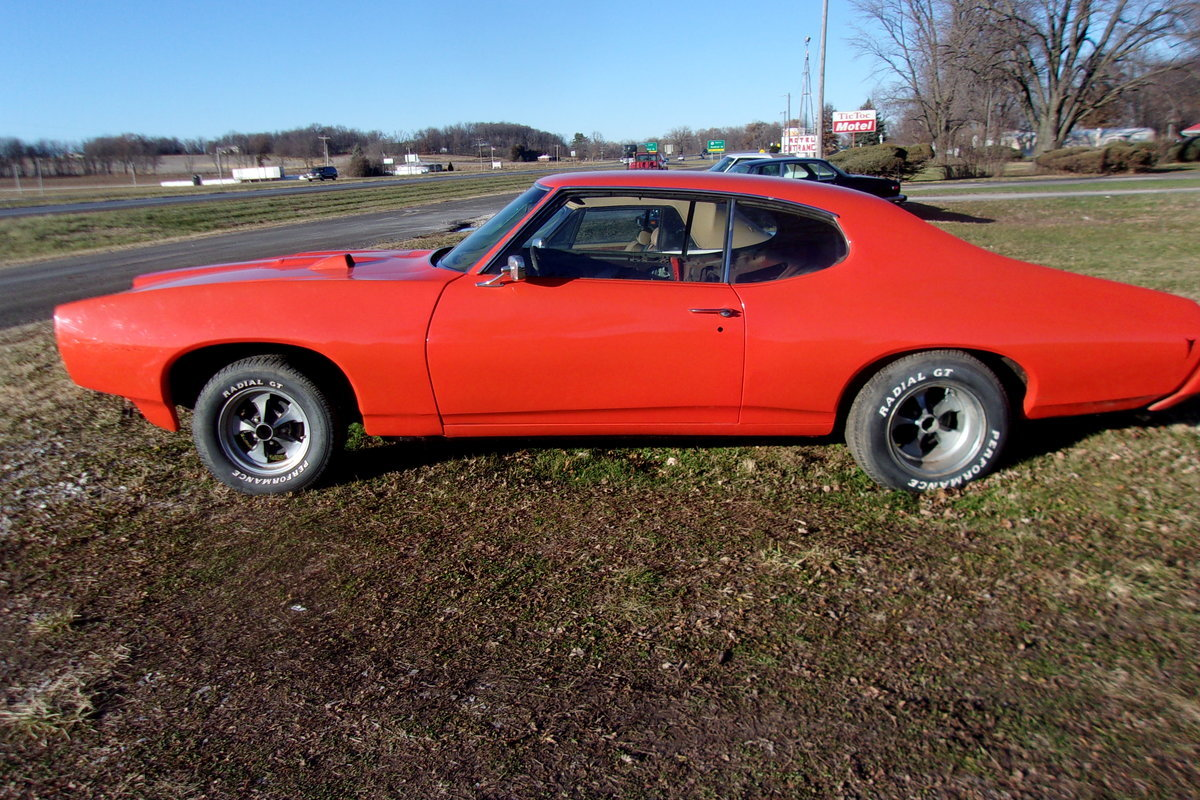 1969 Pontiac GTO Judge Clone Coupe For Sale (picture 1 of 6)