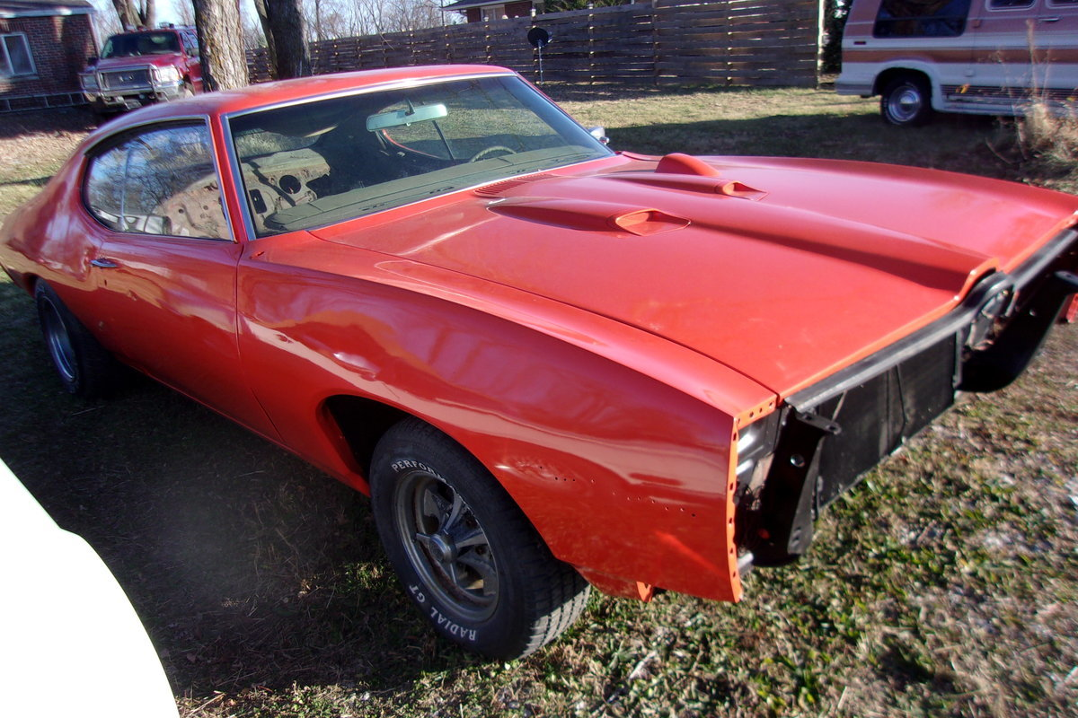 1969 Pontiac GTO Judge Clone Coupe For Sale (picture 2 of 6)