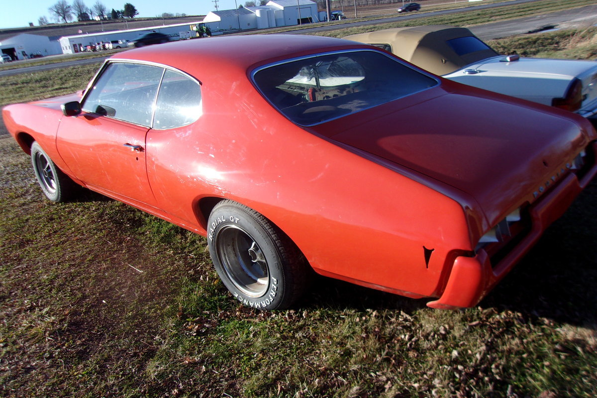 1969 Pontiac GTO Judge Clone Coupe For Sale (picture 3 of 6)