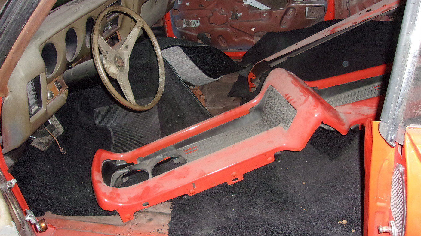 1969 Pontiac GTO Judge Clone Coupe For Sale (picture 5 of 6)
