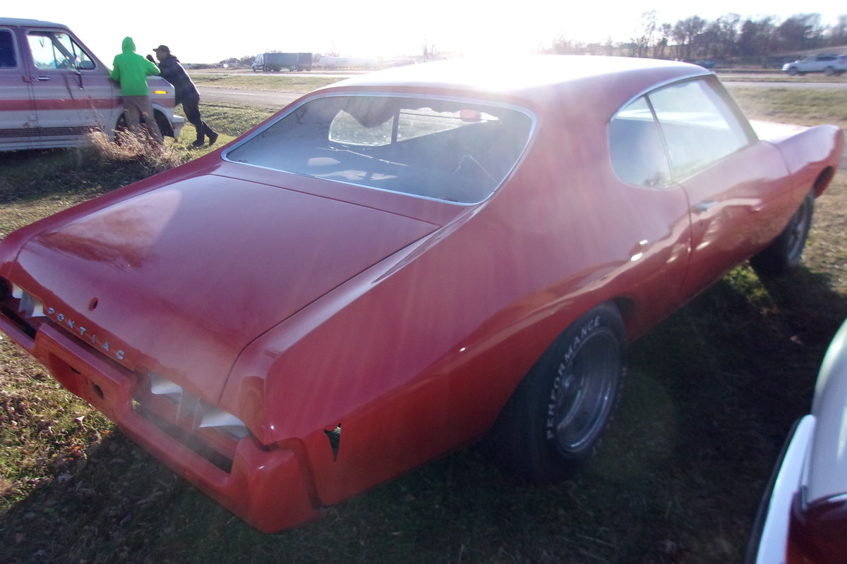 1969 Pontiac GTO Judge Clone Coupe For Sale (picture 6 of 6)
