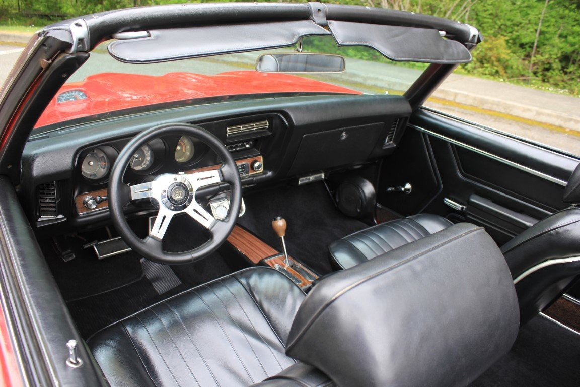 1969 Pontiac GTO Convertible For Sale (picture 3 of 5)