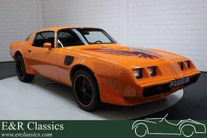 Pontiac Firebird Trans Am 1979 6.6 liter V8