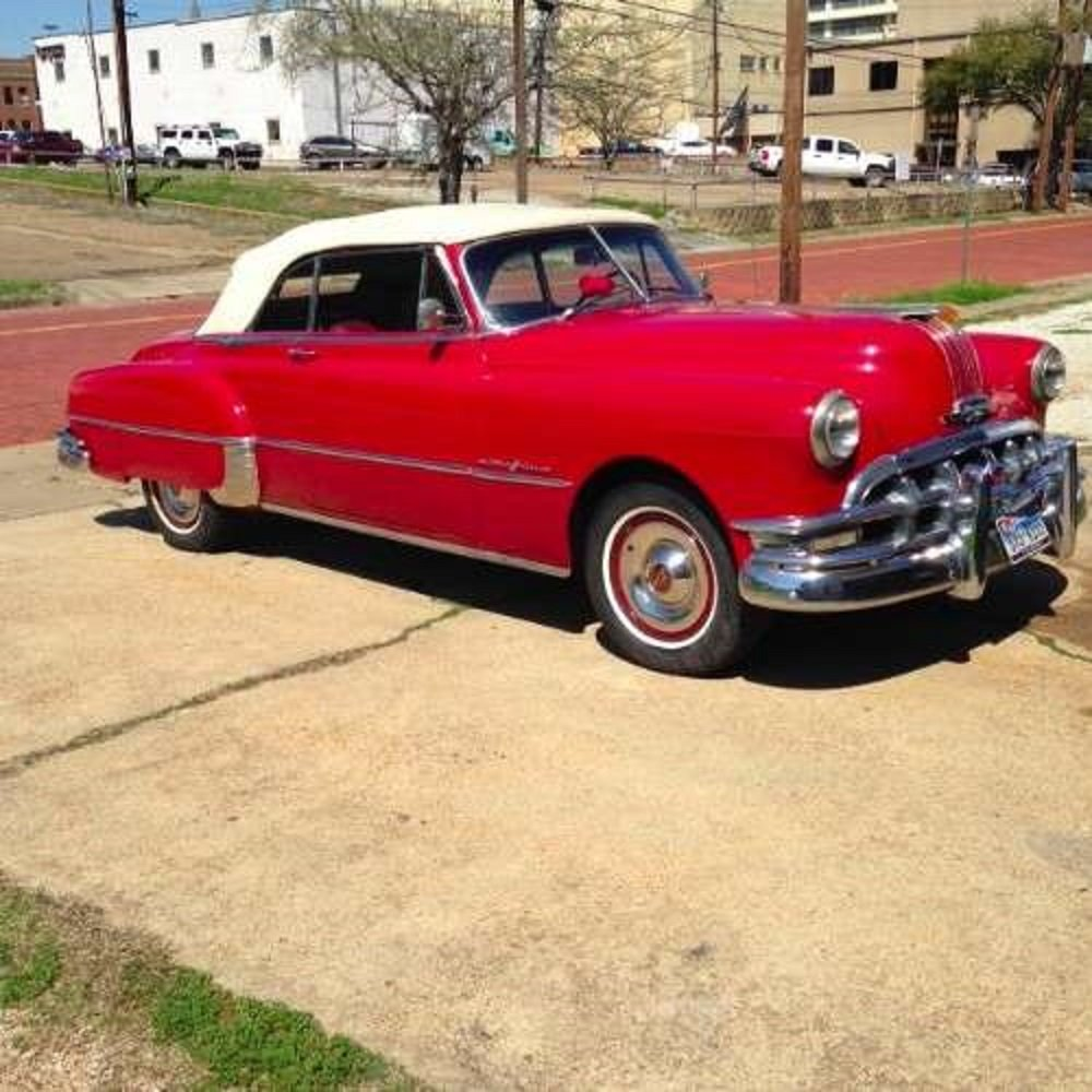 1950 Pontiac 8 Convertible For Sale (picture 2 of 6)