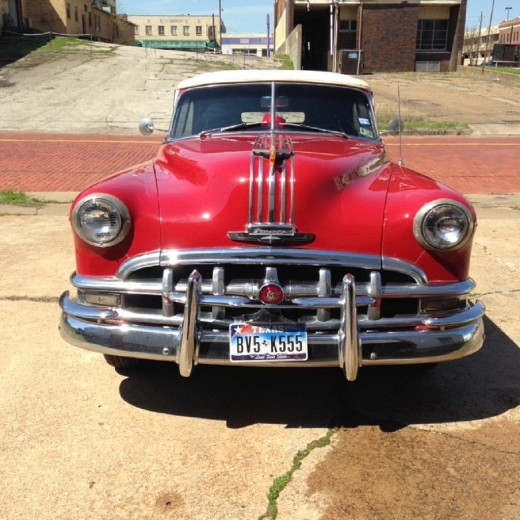 1950 Pontiac 8 Convertible For Sale (picture 3 of 6)