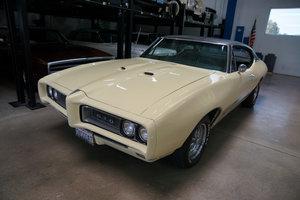 1968 Pontiac GTO 400 V8 2 Dr Hardtop SOLD