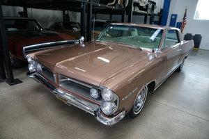 1963 Pontiac Grand Prix 389 V8 2 dr Hardtop For Sale