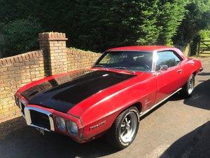 Pontiac Firebird 1969 For Sale