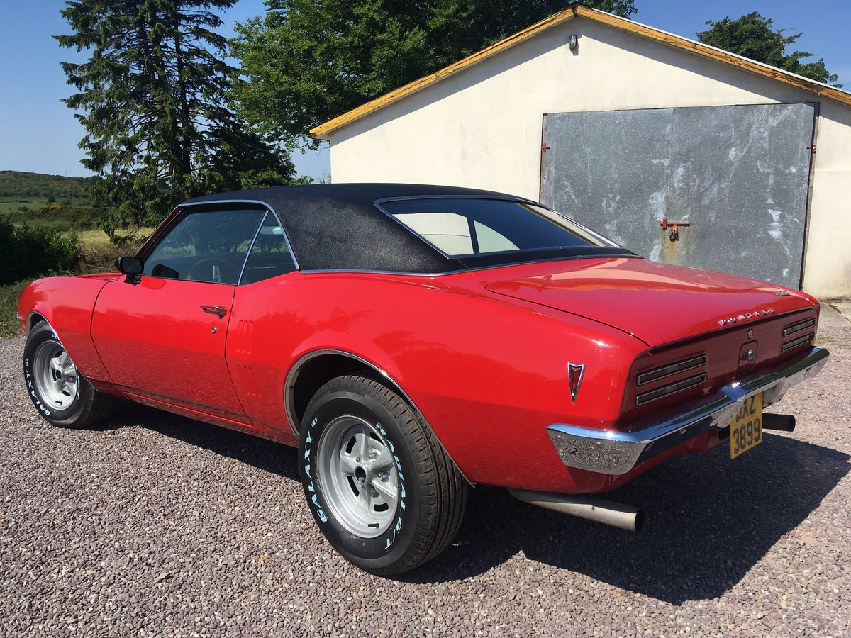 1968 Pontiac Firebird first generation For Sale (picture 1 of 6)