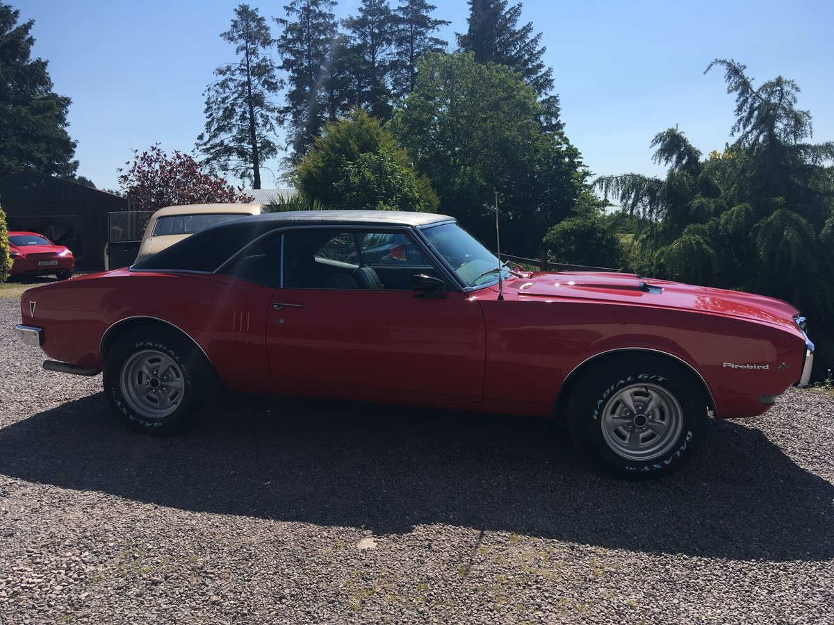 1968 Pontiac Firebird first generation For Sale (picture 4 of 6)