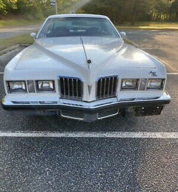 1977 Pontiac Grand Prix For Sale (picture 1 of 5)