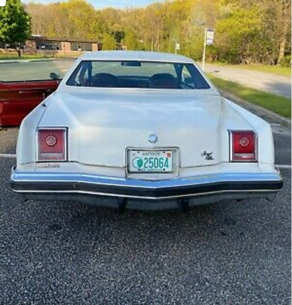 1977 Pontiac Grand Prix For Sale (picture 2 of 5)