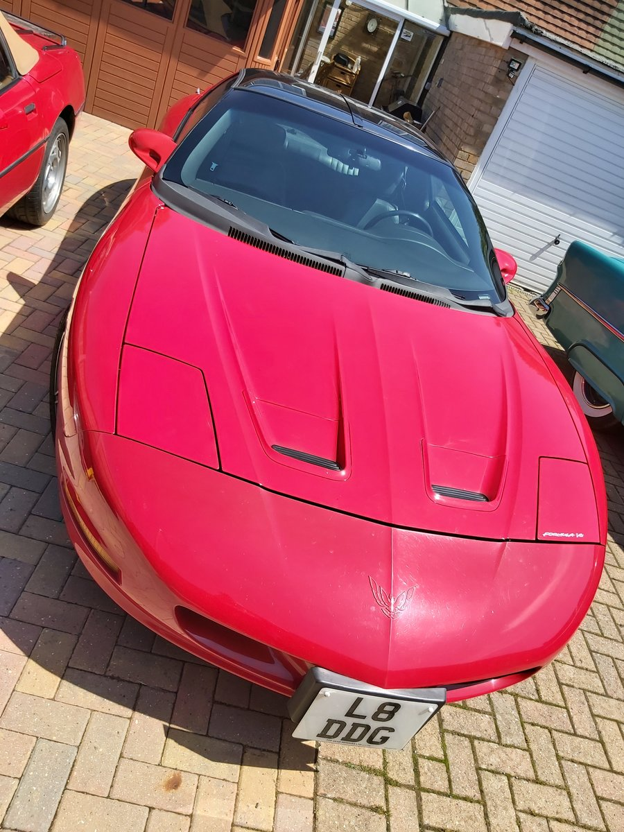 1994 PONTIAC Firebird Formula Pure 90s muscle t top car For Sale (picture 3 of 6)