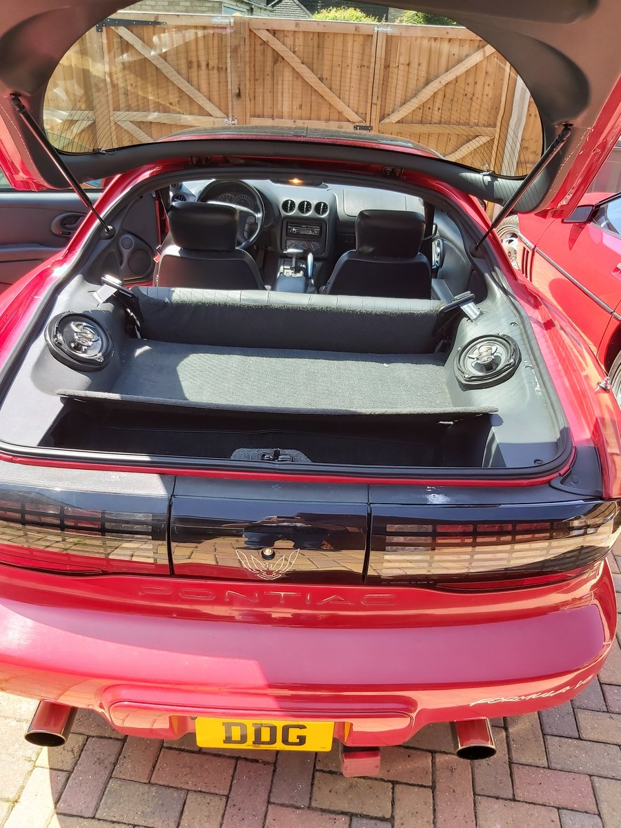 1994 PONTIAC Firebird Formula Pure 90s muscle t top car For Sale (picture 5 of 6)