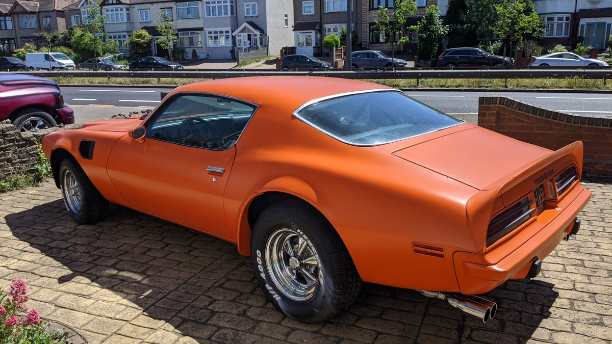 1974 Pontiac Trans am 455 For Sale (picture 4 of 6)