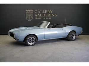 1968 Pontiac Firebird 400 V Convertible Very original example in